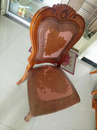 江北区椅子椅子换皮换布效果图